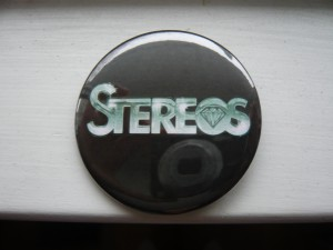 Pretty Buttoner: Custom Stereos Button