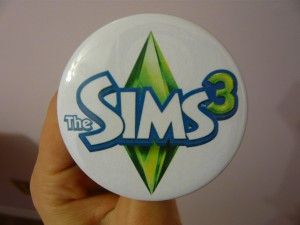 Pretty Buttoner: The Sims 3 Custom Button