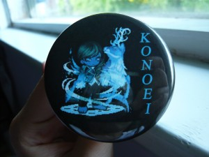 Pretty Buttoner: Konoei Custom Button