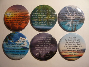 Pretty Buttoner: Bible Passage Set