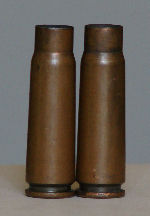 Chinese issue M43 bullet, used by an AK-47