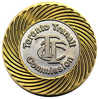 This TTC token is now rationed to only 5 per purchase. What a pain in the ass. Shame on you TTC.