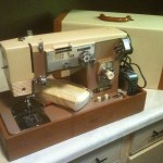 Imperial Sewing Machine Model 562 User Manual