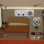 Imperial Sewing Machine, Model 535