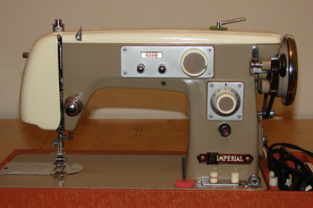 Imperial sewing machine, model 535: I am looking for an owner's manual and other info on this machine