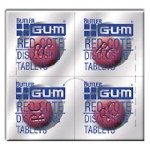 Searching for GUM Red-cote Disclosing Tablets