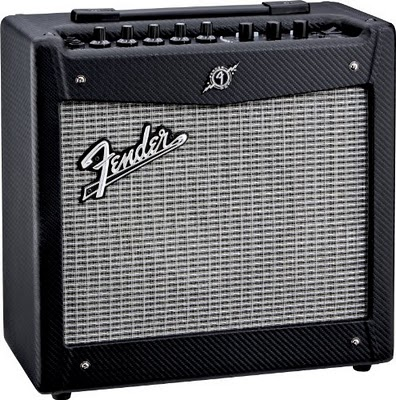 Fender Mustang I guitar amp is a modeling amp with 24 presets. Installing the Fender Fuse software is difficult but worthwhile because it allows you to change your preset amps