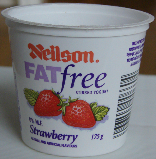 Neilson Dairy in Canada will discontinue yogurt production. Damn.