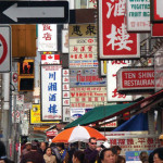 Toronto Chinatowns: Downtown vs Uptown