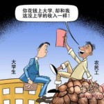 Chinese University Grads, Migrant Workers earn same?