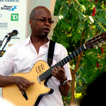 Lionel Loueke at the Markham Jazz Festival 2013