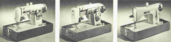 Imperial sewing machines, Eaton Spring and Summer 1965, pp323