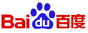 Chinese search engine Baidu 百度 100 Degrees