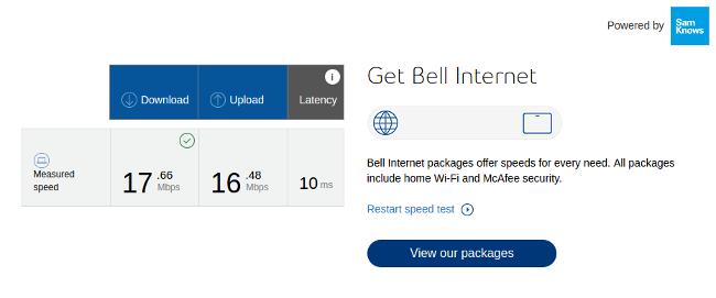 Bell Fibe 50 Home Installation: Toronto, Canada – Don Tai
