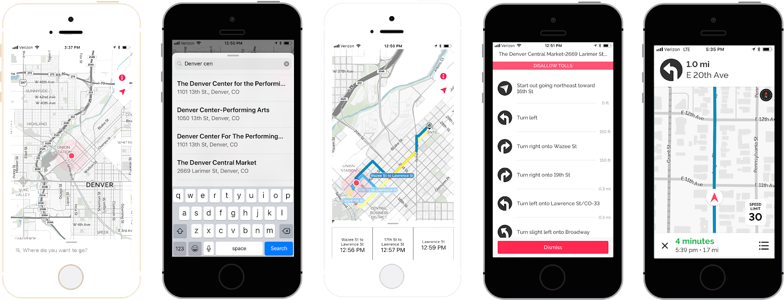 Mapquest SDK is free for smartphone developers, if they provide Mapquest all their customer's data.