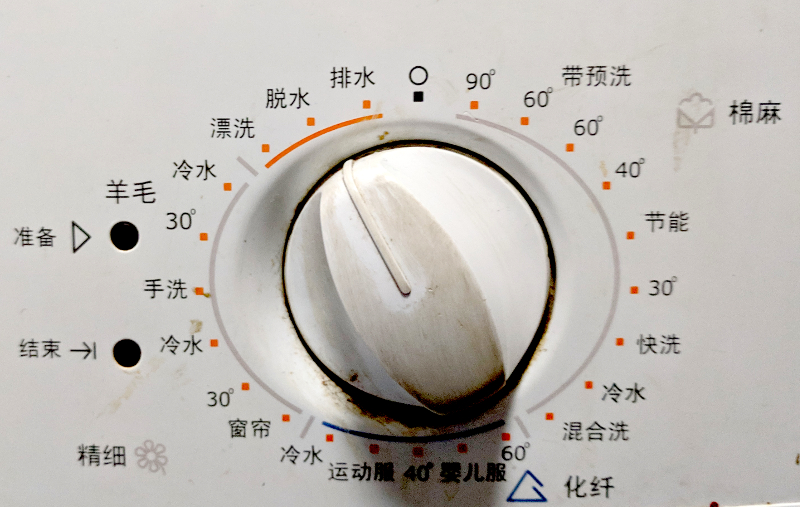 Chinese washing machine translation