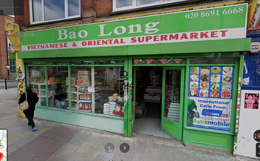 UK, London, just north is the Bao Long Viet grocery store, 161 Deptford High St, Deptford, London, SE8 3NU, After School Center ASC, GPS: 51.479438,-0.026188, Plus Code: 9C3XFXHF+QG